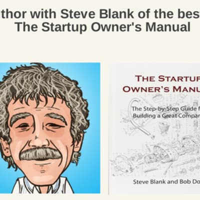 Bob Dorf (The Startup Owner's Manual)