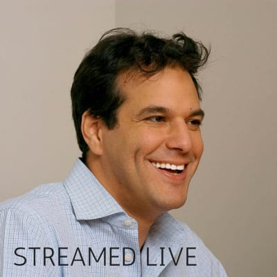 Brent Hoberman (LastMinute.com - LIVE streaming)