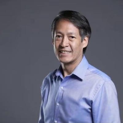 Larry Wang (Zhishangwang & Wang & Li Asia Resources)