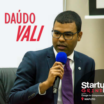 Daúdo Vali (DHL Mozambique)