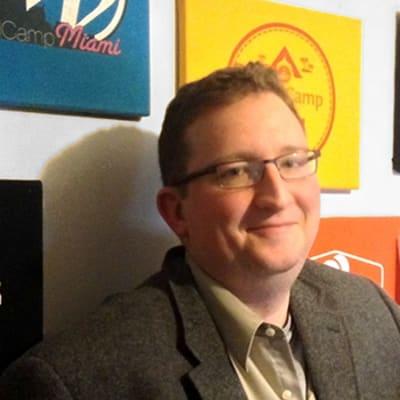 David Bisset (Wordcamp Miami)