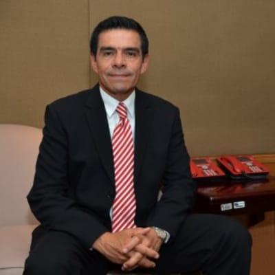 Enrique Jacob Rocha (Presidente del INADEM)