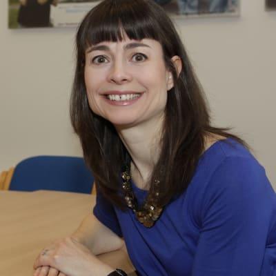 Evelyn McDonald (Scottish EDGE)