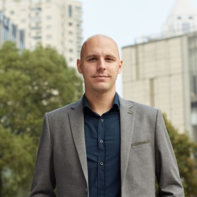 Florian Bohnert (SG Chapter Co-Director)