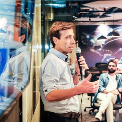 Marco Di Biasi (Founders Institute & LAAS Latin America)