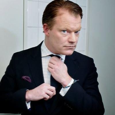 Fredrik Feffe Andersson in Sthlm (prev. PRIME PR)