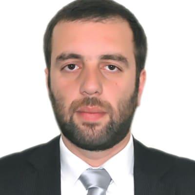 George Abramishvili (Energy Solutions)