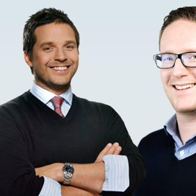 Henrik Torstensson & Marcus Gners (Lifesum)