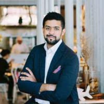 Ibrahim Parwaz (Sage Middle East)