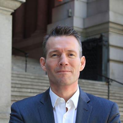 Dennis Mortensen (Founder: x.ai)