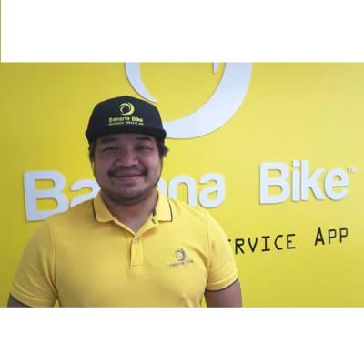 Jakrapun Srimuang (Banana Bike)
