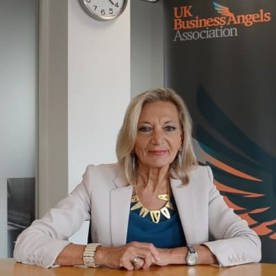 Jenny Tooth (CEO, UK Business Angels Association)