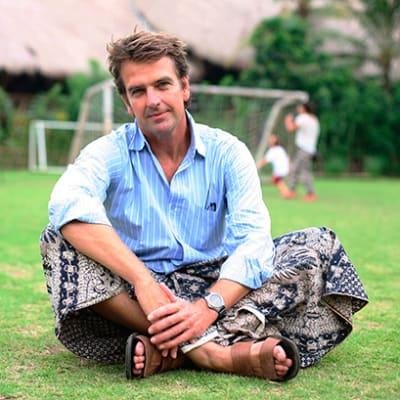 John Stewart (The Green School, Bali Indonesia)