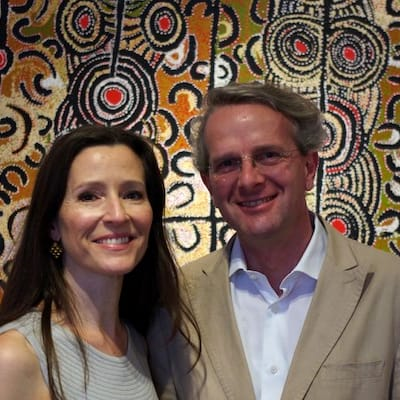 Karen and Dirk ZADRA (Itondo)