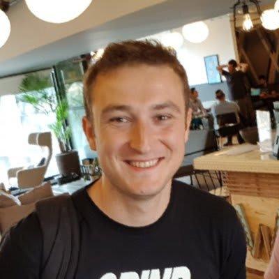 Sergiu Maznic (Startup Grind)