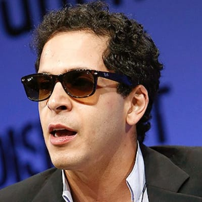 Mahbod Moghadam (Rap Genius, Everipedia)