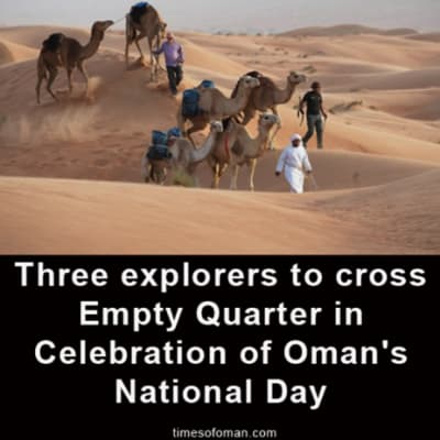 Mark Evans (Empty Quarter Expedition)