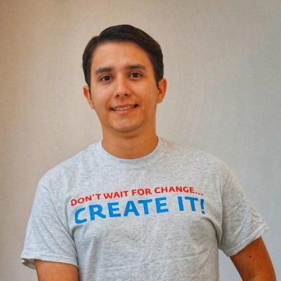 Andrés Sánchez Mora (Millennial Ecuador)