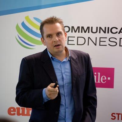 Michal Zalesak (Czech ICT Alliance)