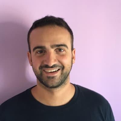 Stefanos Katsimpas (Founder & CEO)