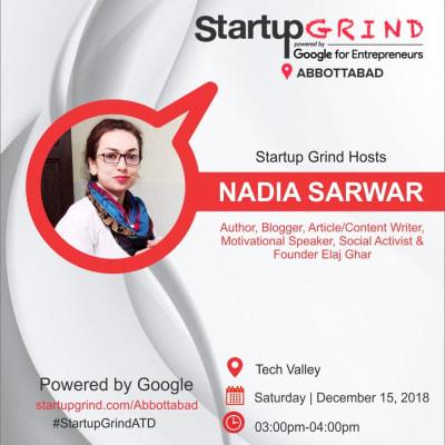 Nadia Sarwar (Elaj Ghr)