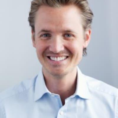 Niklas Adalberth, Co-Founder & Deputy CEO (Klarna)