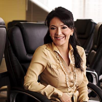 Nina Vaca (CEO of Pinnacle)