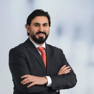 Dr. Osman Sacarcelik (Lawyer at Deloitte Legal and Director of Startup Grind Frankfurt)