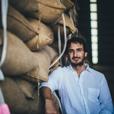Pablo Gonzalez Cid (Café Punta del Cielo)