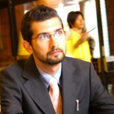 Pepe Villatoro (Crowdfunder MX)