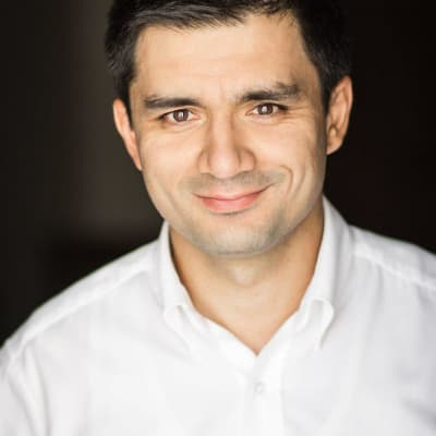 Dilshod Zufarov (IT Park Uzbekistan)