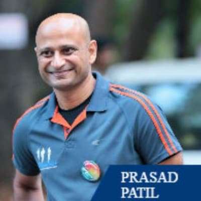 Prasad Patil (Happy Running Joyfully Living)