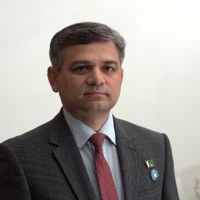 Rizwan Buttar (Pharma Trax)