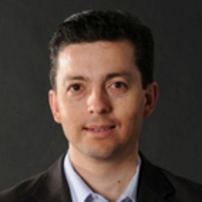 Rogelio de los Santos (Partner Alta Ventures)