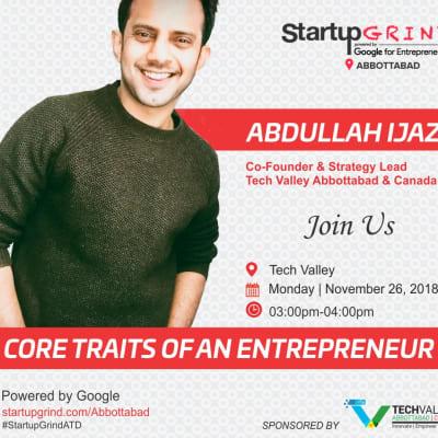 Abdullah Ijaz (Tech Valley)