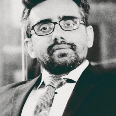 Salman Lakhani (Cubix)