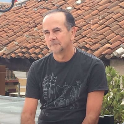 Salvador Suarez (Paruno)
