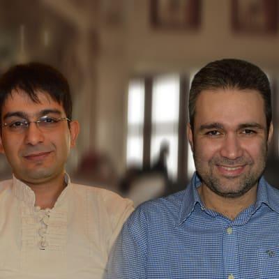 Sam Modonpour & Amin Shkouhi (esam.ir)