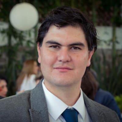 Santiago Zavala (500 Startups Mexico City)