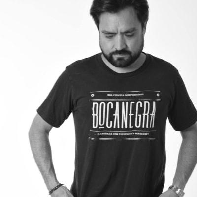 Sergio Elias Gutierrez co-founder (Bocanegra Beer)