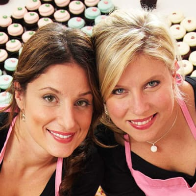 Sophie & Katherine (Georgetown Cupcakes)