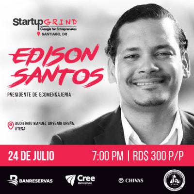 Edison Santos (Ecomensajeria)