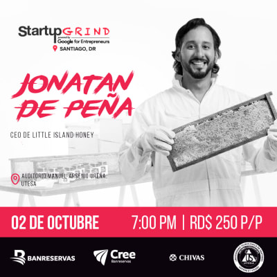 Jonatan De Peña (Little island honey)