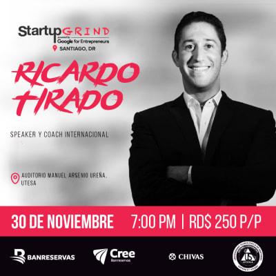 Ricardo Tirado (Speaker y Coach)