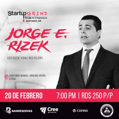 Jorge Emilio Rizek Vidal (Rizek Vidal Recyclers)