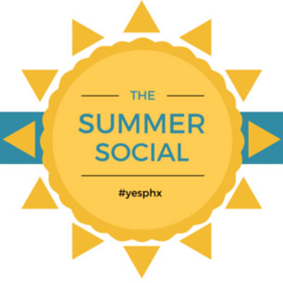 The Summer Social (#yesphx)
