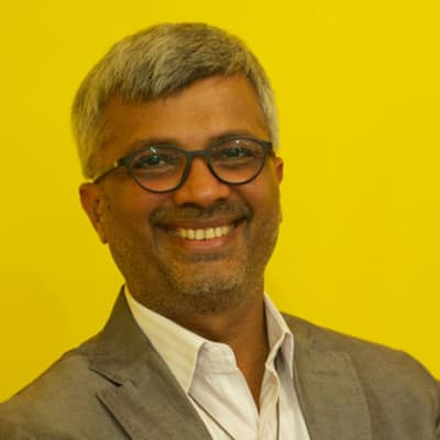 SURESH V SHANKAR (CEO at Crayon Data)