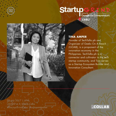 Tina Amper (TechTalks.ph)
