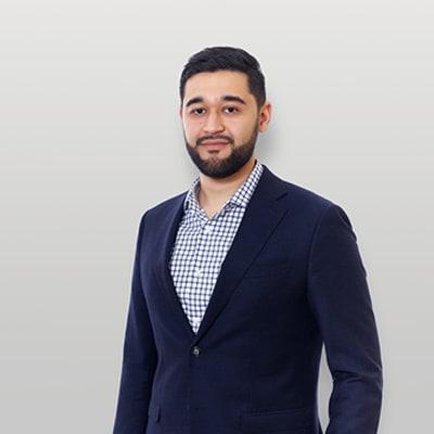 Tokhir Umarov (Astron VC)