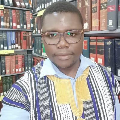 Anthony T. Twe (Louis Arthur Grimes School of Law)